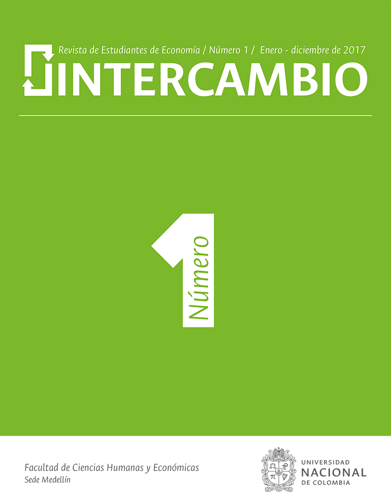 Revista Intercambio FCHE